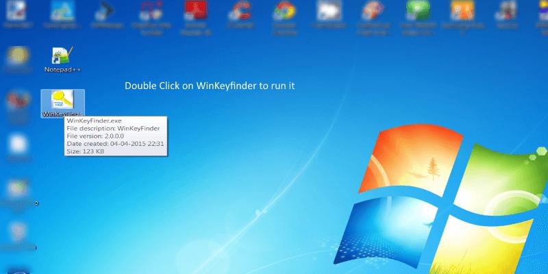 Find Windows Product (CD) Key